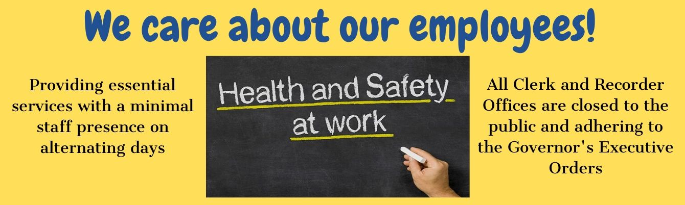 We care about our employees during COVID-19, health and safety at work