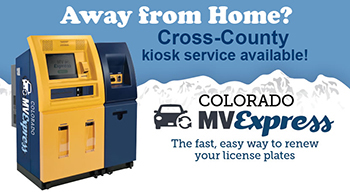 Self-Service Kiosks Cross County