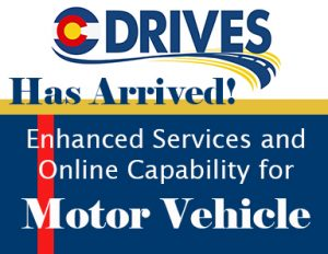 DRIVES State Motor Vehicle System Implemented
